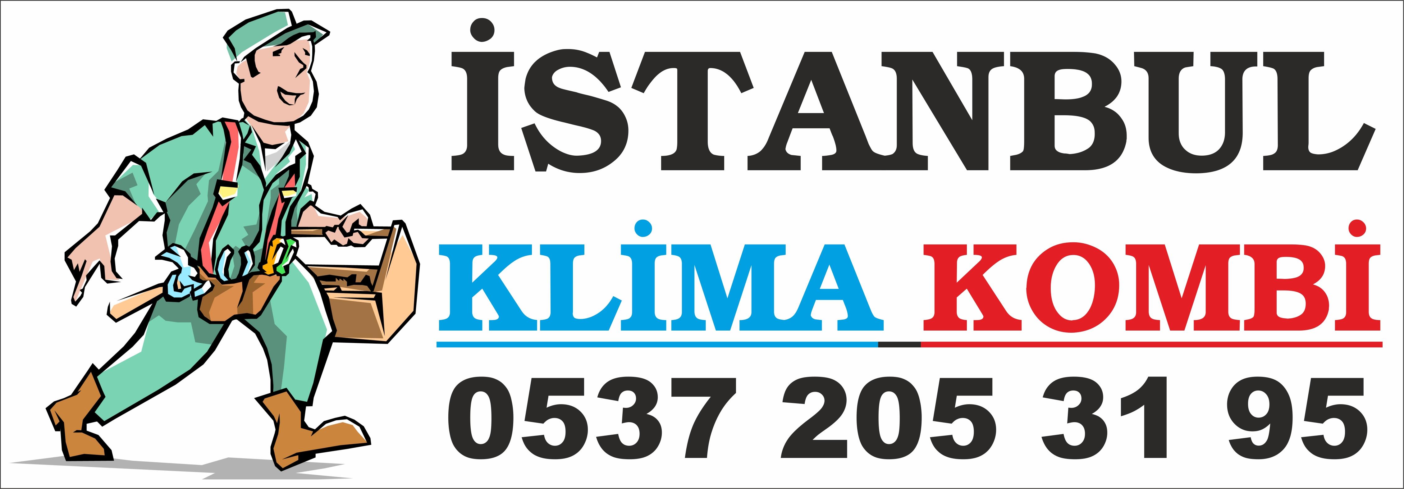 İstanbul Klima Kombi 537 205 31 95